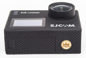 SJCAM SJ6 Legend bottom tripod mount