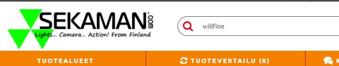 Sekaman Suomalainen Kamerakauppa